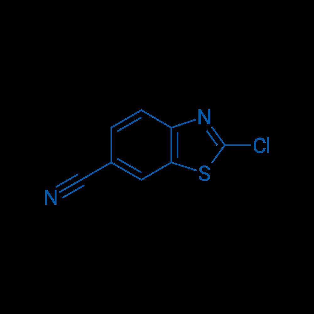 2-Chlorobenzothiazole-6-carbonitrile