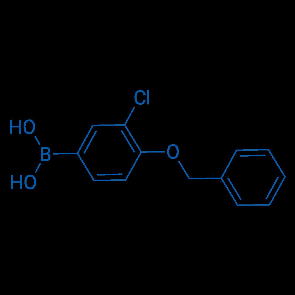 (4-(Benzyloxy)-3-chlorophenyl)boronic acid