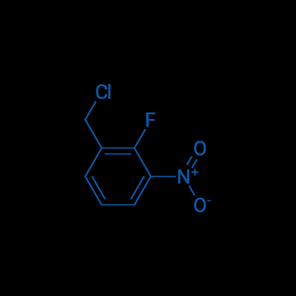 1-(Chloromethyl)-2-fluoro-3-nitrobenzene