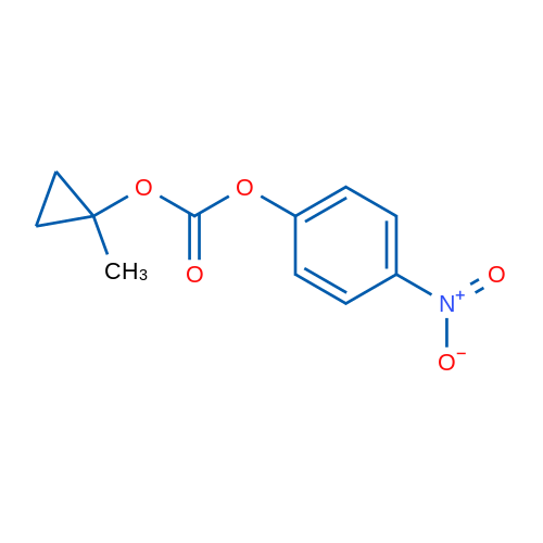 1-Methylcyclopropyl (4-nitrophenyl) carbonate