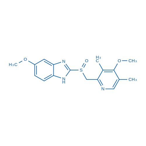 (R)-5-Methoxy-2-(((4-methoxy-3,5-dimethylpyridin-2-yl)methyl)sulfinyl)-1H-benzo[d]imidazole