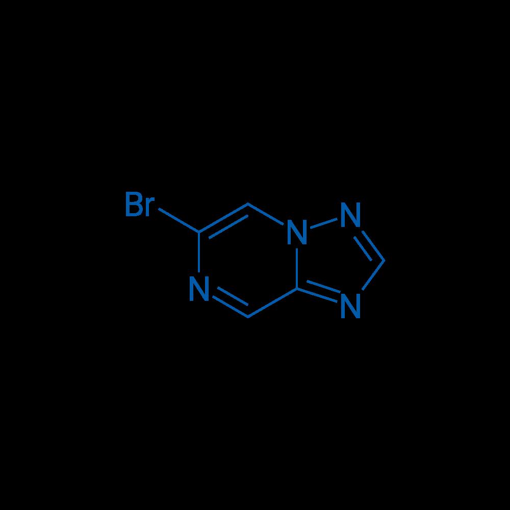 6-Bromo[1,2,4]triazolo[1,5-a]pyrazine