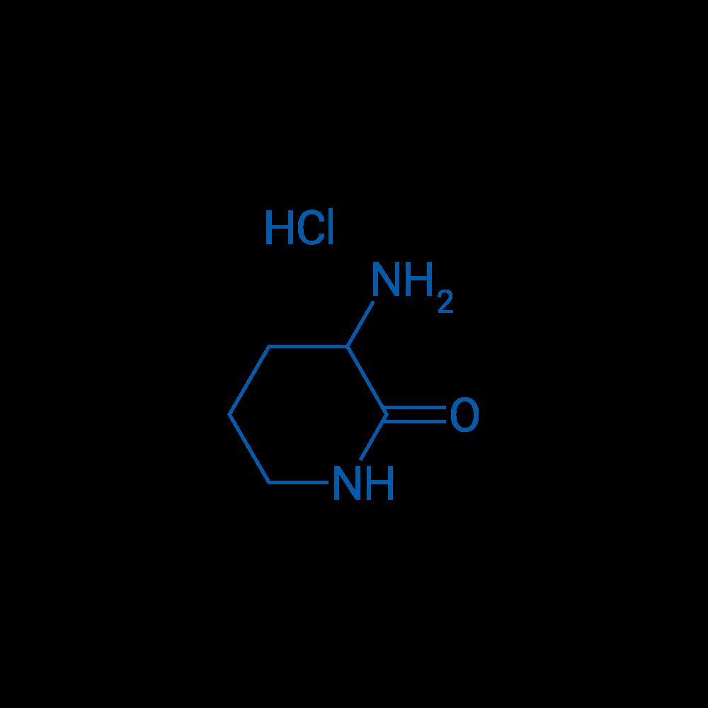 3-Aminopiperidin-2-one hydrochloride