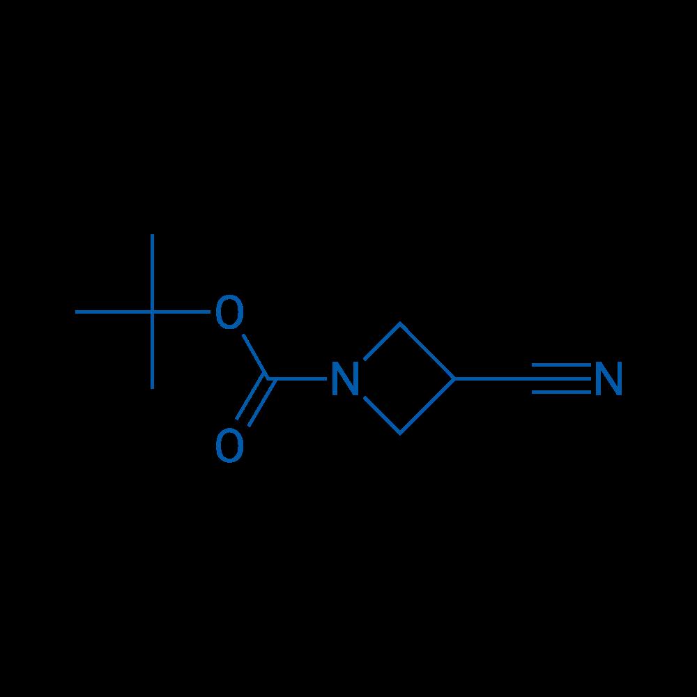 tert-Butyl 3-cyanoazetidine-1-carboxylate