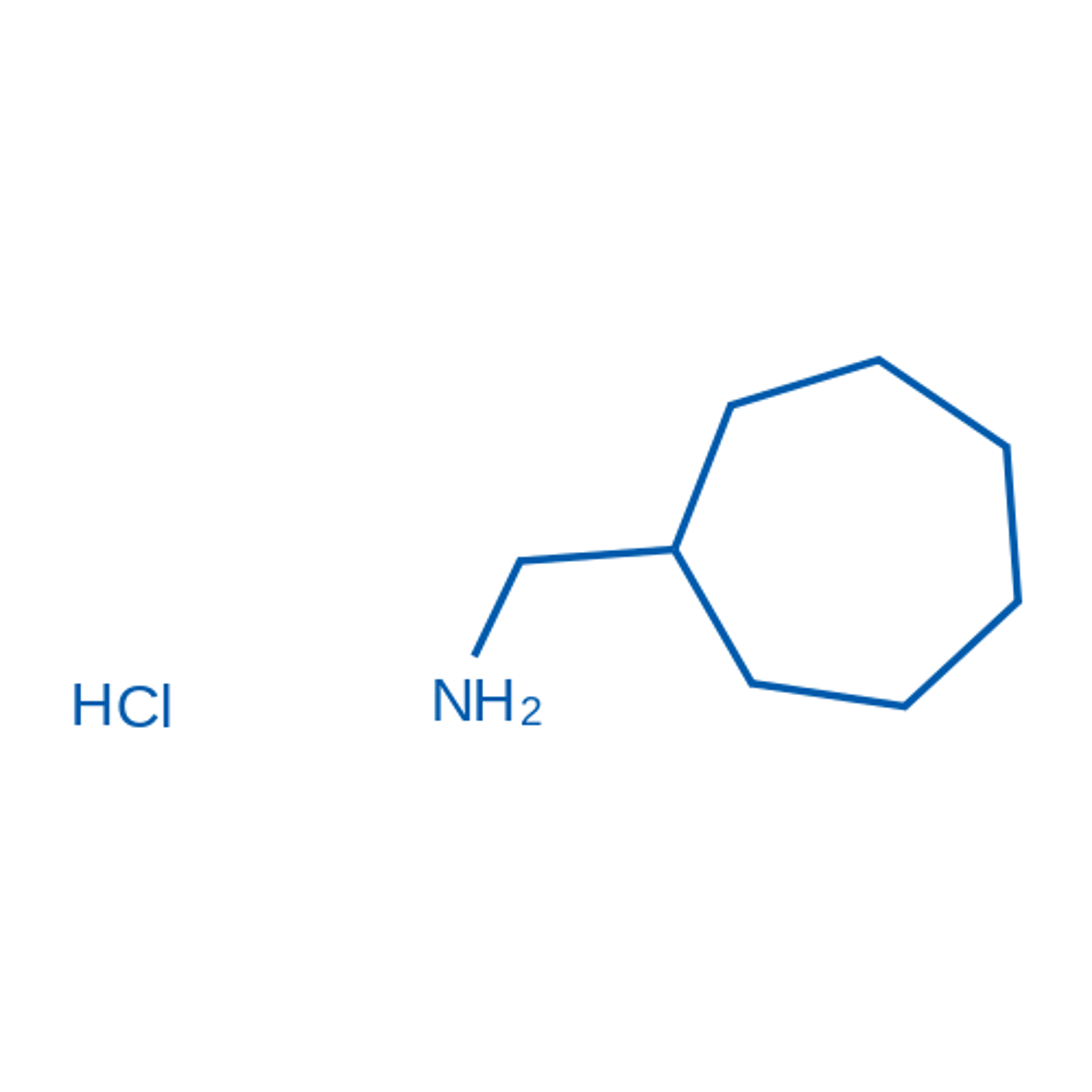 Cycloheptylmethanamine hydrochloride