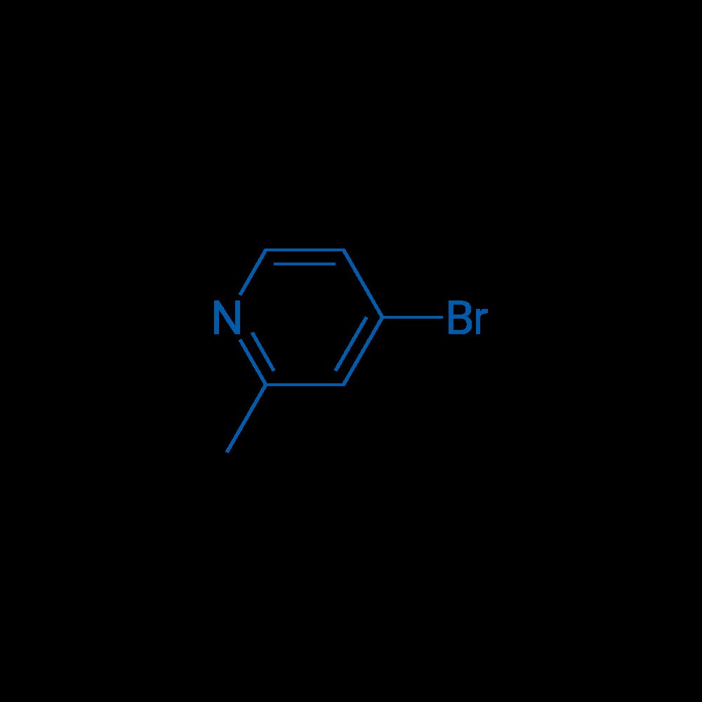 4-Bromo-2-methylpyridine