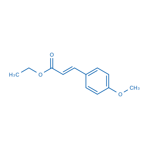 (E)-Ethyl 3-(4-methoxyphenyl)acrylate