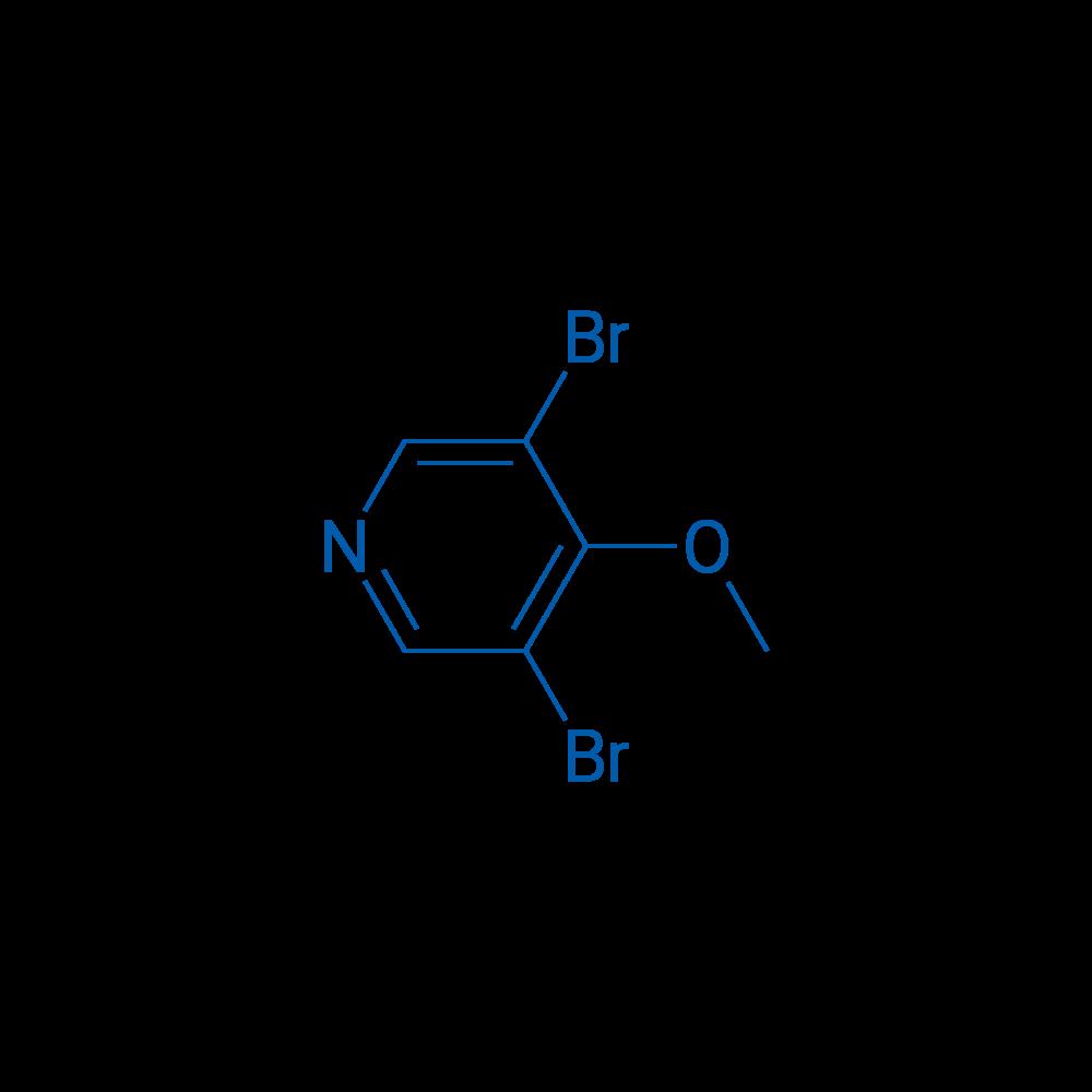 3,5-Dibromo-4-methoxypyridine