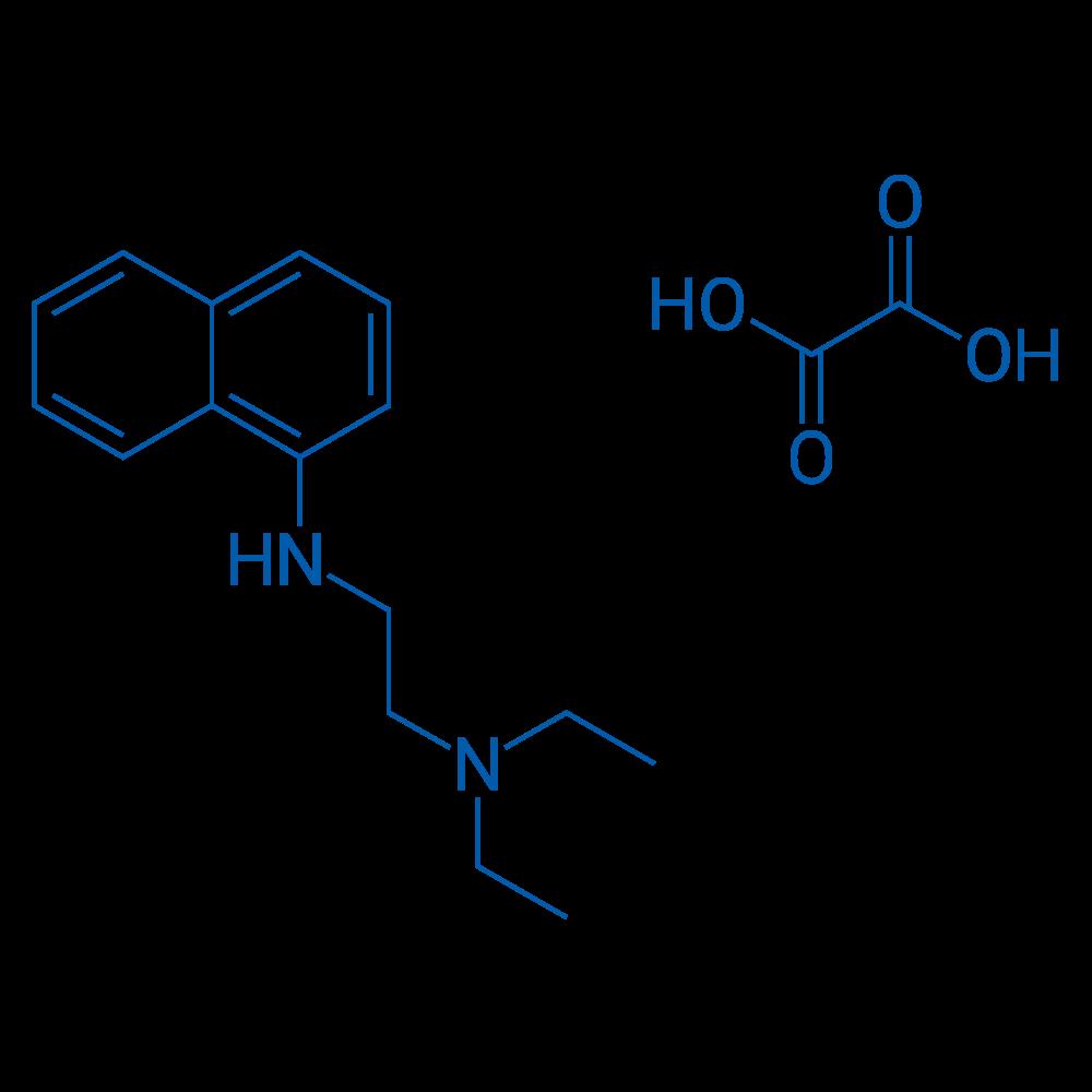 N1,N1-Diethyl-N2-(naphthalen-1-yl)ethane-1,2-diamine oxalate