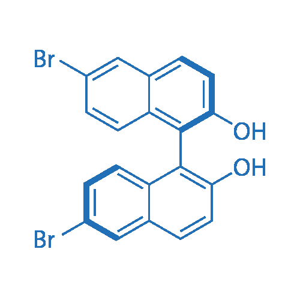 (R)-(-)-6,6'-Dibromo-[1,1'-binaphthalene]-2,2'-diol