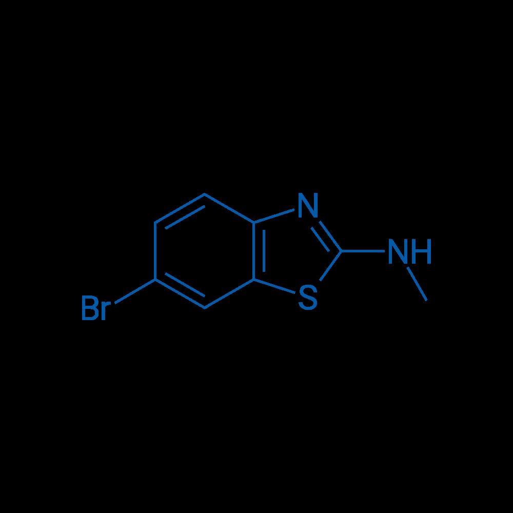 6-Bromo-N-methylbenzo[d]thiazol-2-amine