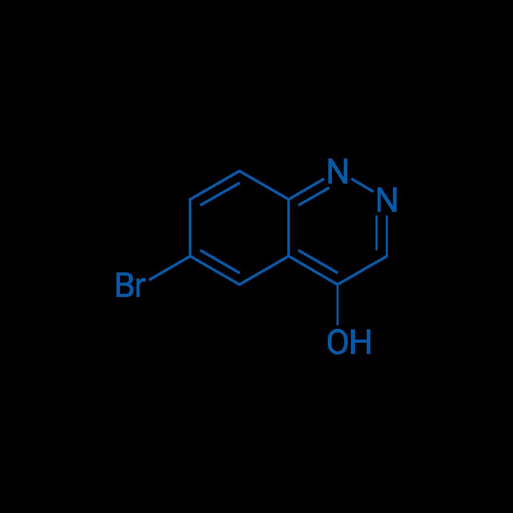 6-Bromocinnolin-4-ol