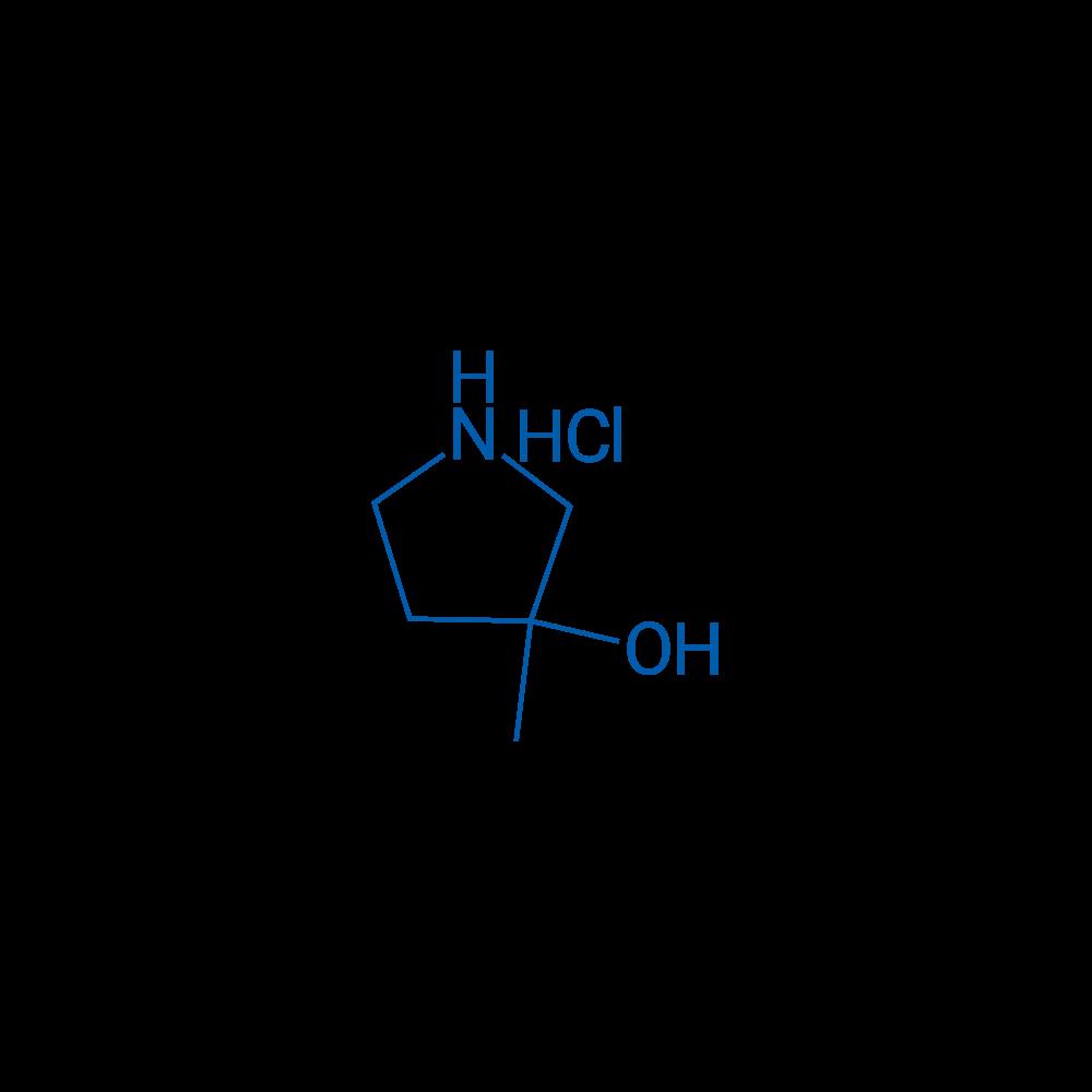 3-Methylpyrrolidin-3-ol hydrochloride