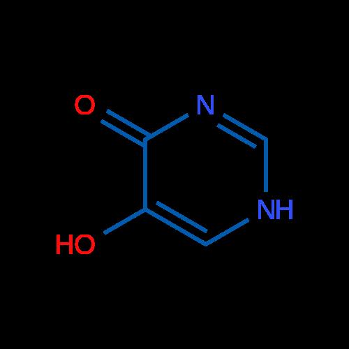 5-Hydroxypyrimidin-4(1H)-one