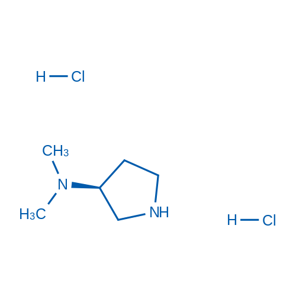 (S)-3-Dimethylaminopyrrolidine dihydrochloride
