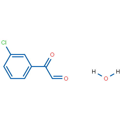 3-Chlorophenylglyoxal hydrate