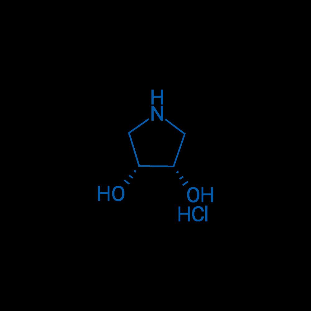 cis-Pyrrolidine-3,4-diol hydrochloride