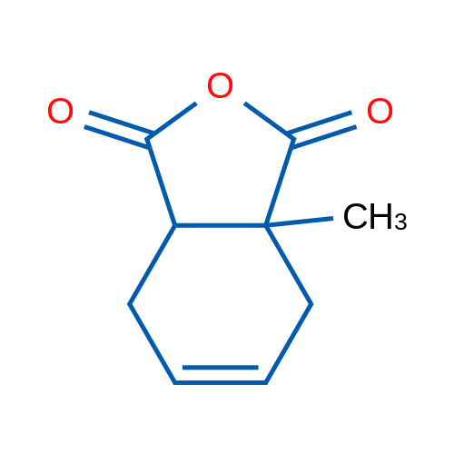 3a-Methyl-3a,4,7,7a-tetrahydroisobenzofuran-1,3-dione