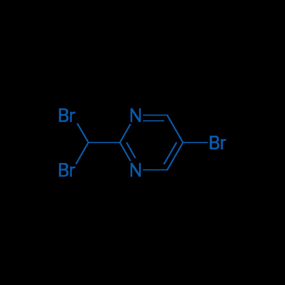 5-Bromo-2-(dibromomethyl)pyrimidine