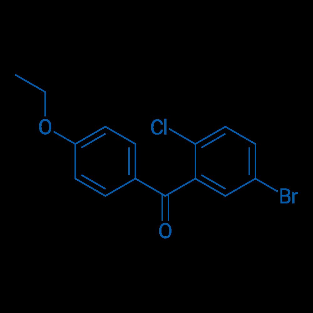 (5-Bromo-2-chlorophenyl)(4-ethoxyphenyl)methanone