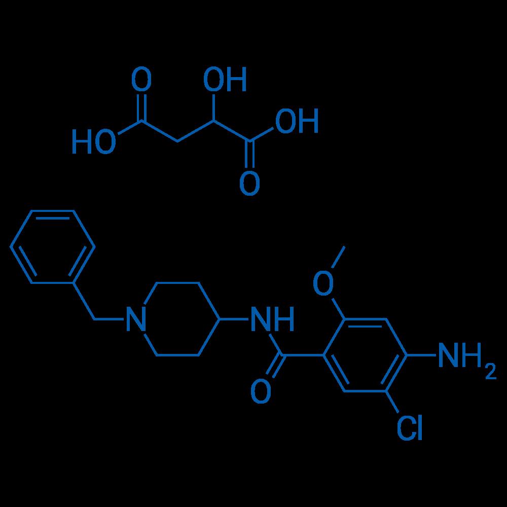 Clebopride malate