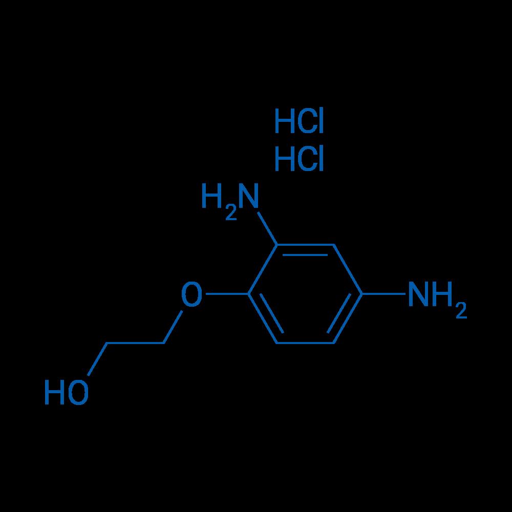 2-(2,4-Diaminophenoxy)ethanol dihydrochloride