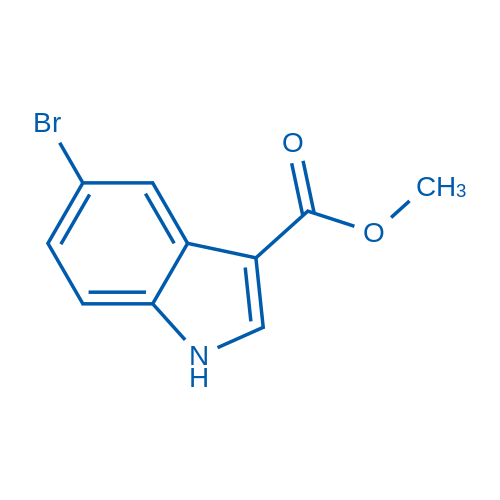 Methyl 5-bromo-1H-indole-3-carboxylate