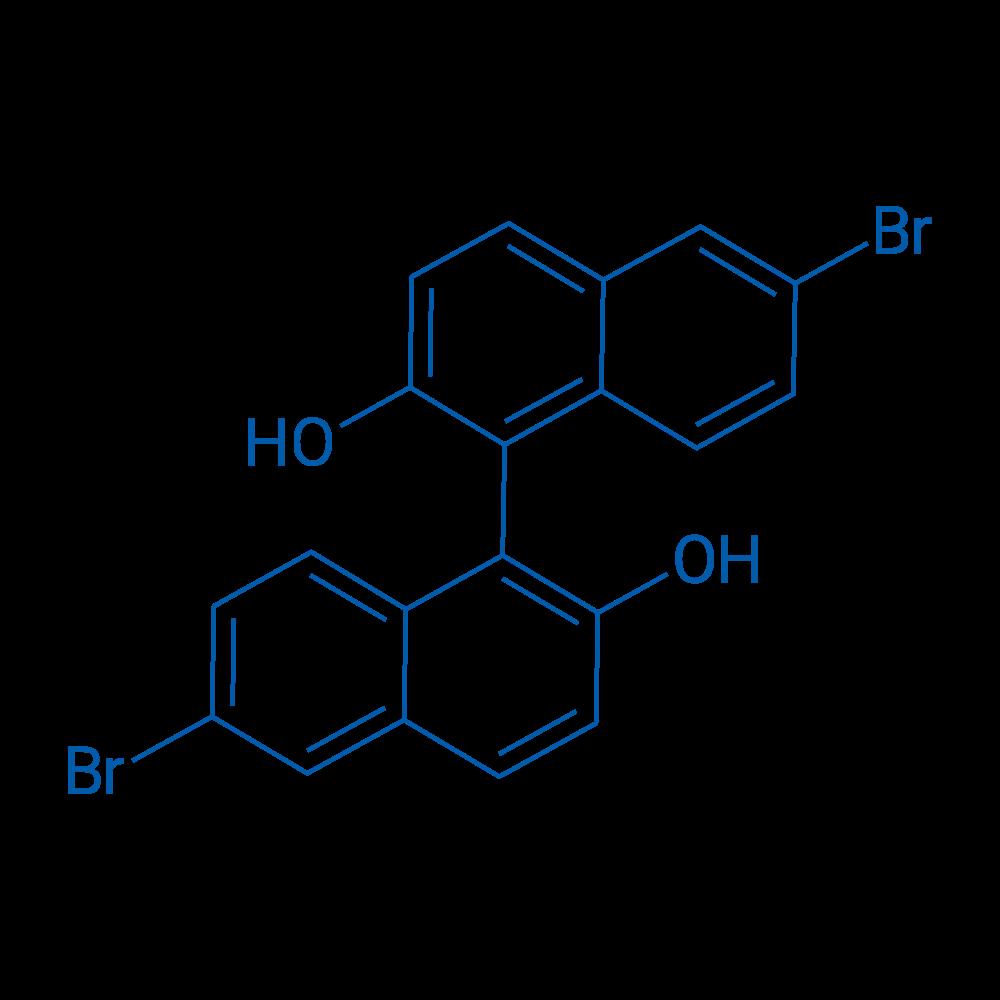 (S)-(+)-6,6'-Dibromo-[1,1'-binaphthalene]-2,2'-diol