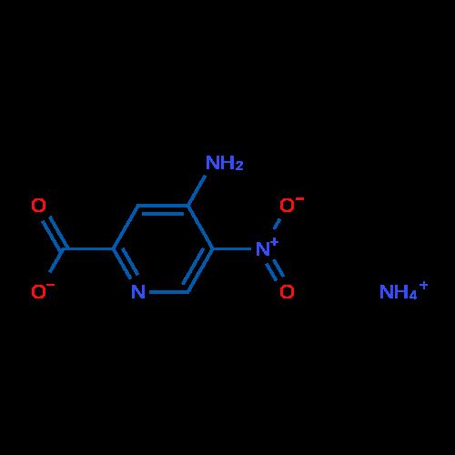 Ammonium 4-amino-5-nitropicolinate