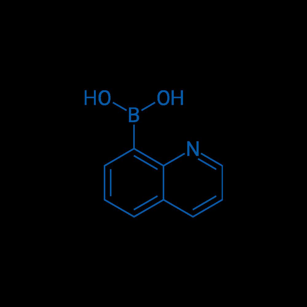 Quinolin-8-ylboronic acid