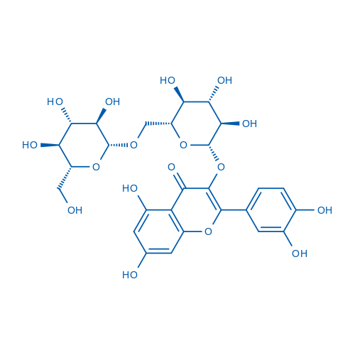 Quercetin 3-gentiobioside