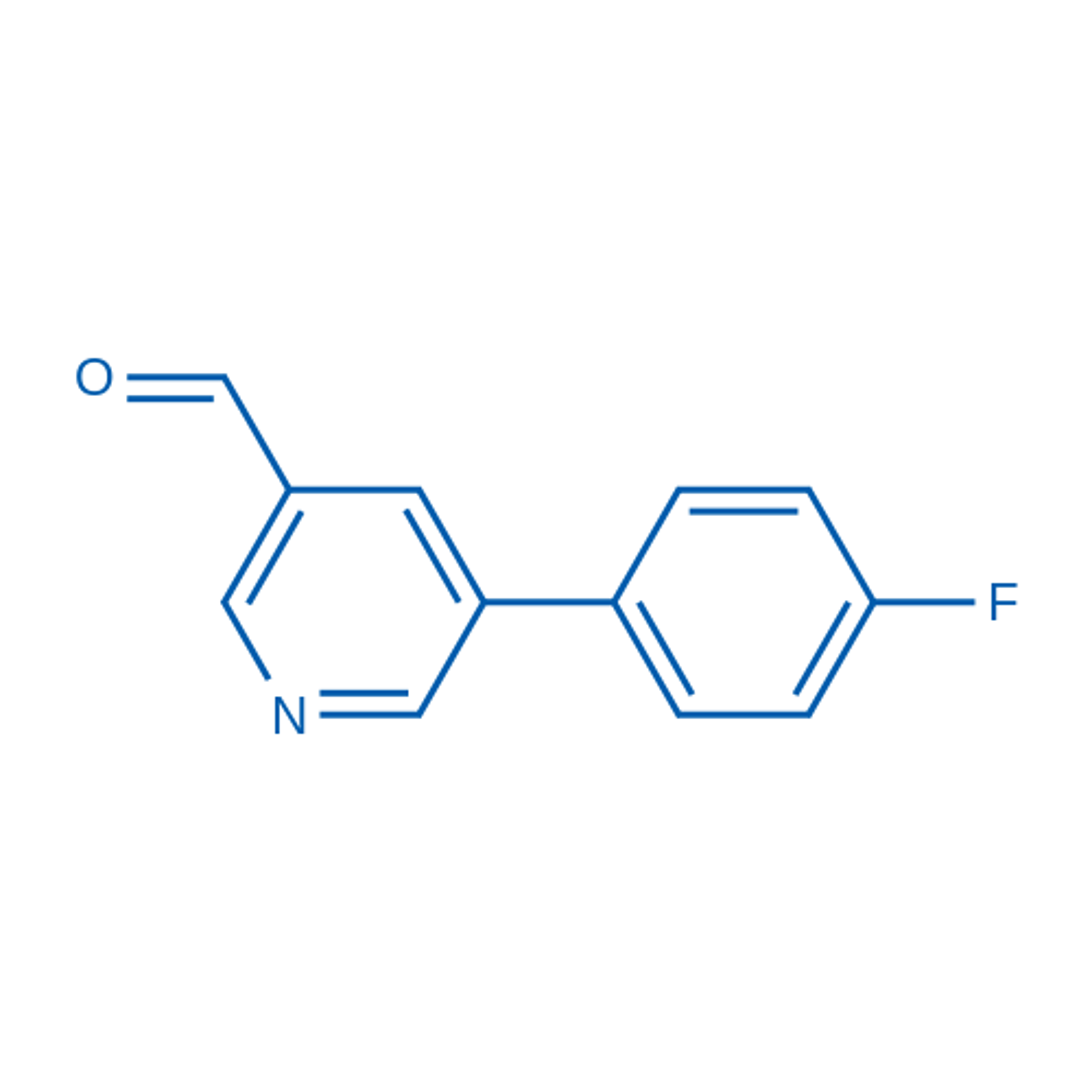 5-(4-Fluorophenyl)nicotinaldehyde