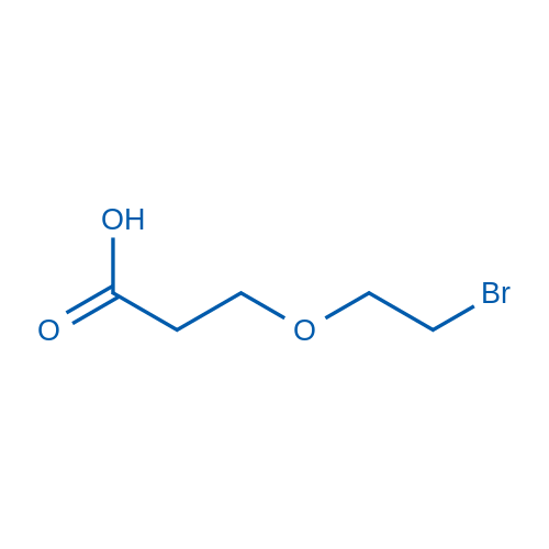 3-(2-Bromoethoxy)propanoic acid