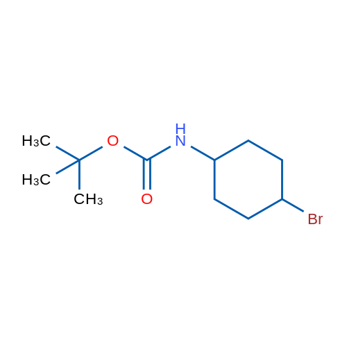 tert-Butyl (4-bromocyclohexyl)carbamate