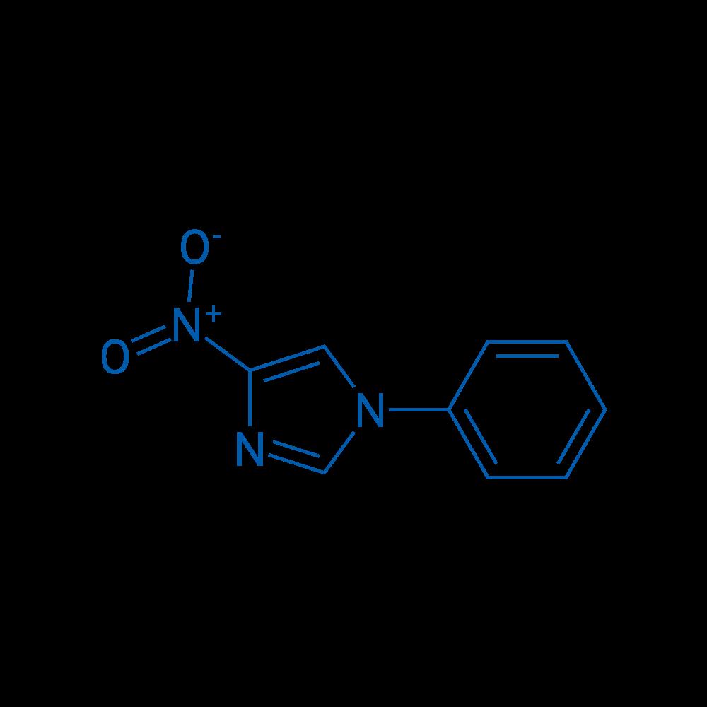 4-Nitro-1-phenyl-1H-imidazole