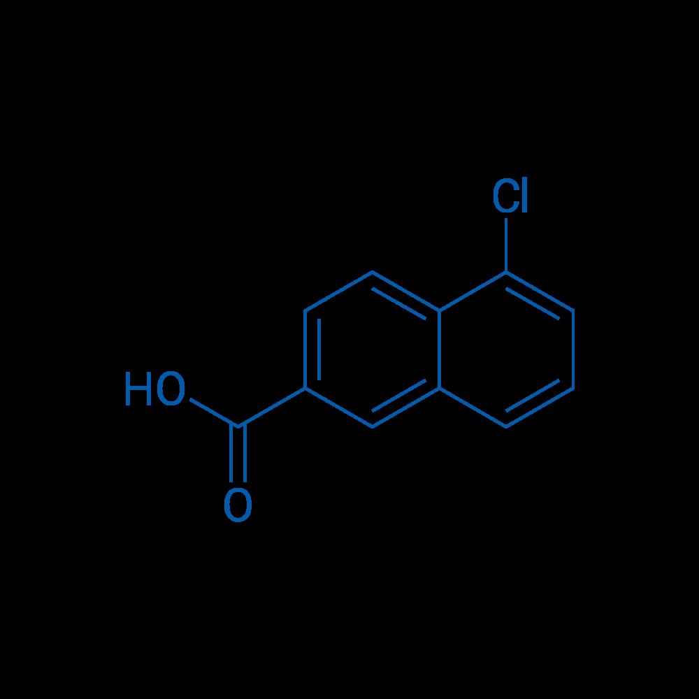5-Chloro-2-naphthoic acid
