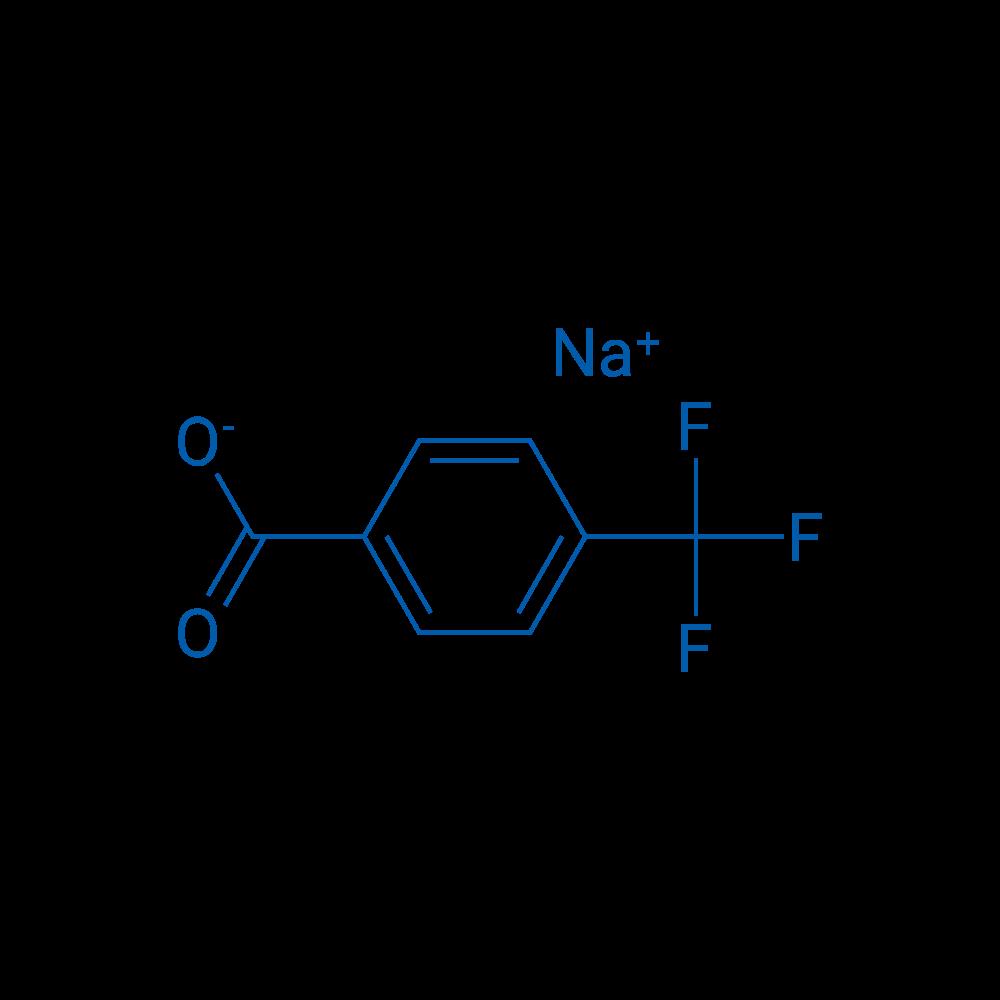 Sodium 4-(trifluoromethyl)benzoate