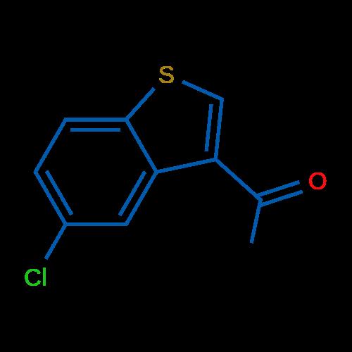 1-(5-Chlorobenzo[b]thiophen-3-yl)ethanone