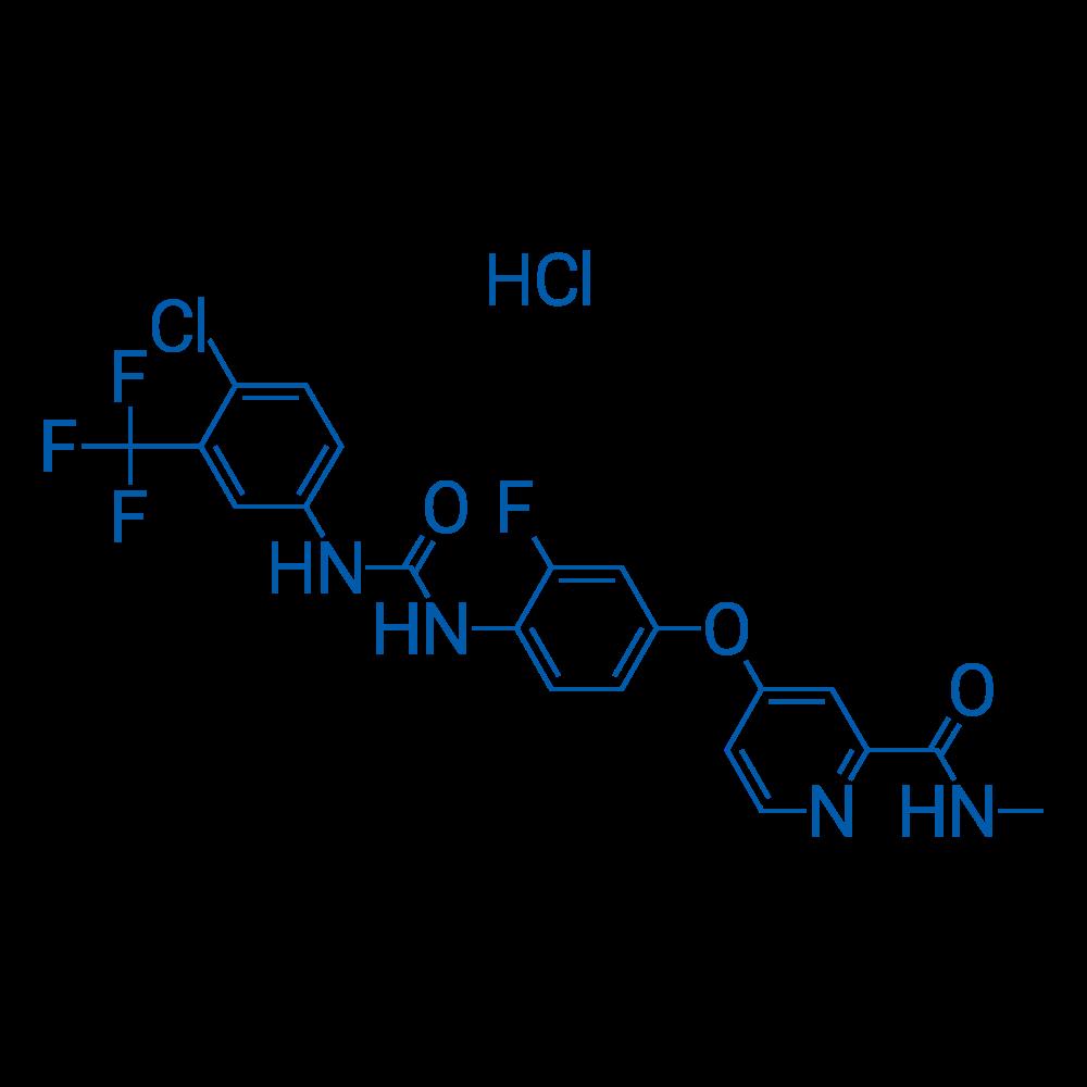 Regorafenib HCl
