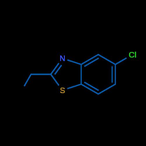 5-Chloro-2-ethylbenzo[d]thiazole