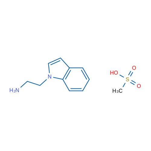 2-(1H-Indol-1-yl)ethanamine methanesulfonate
