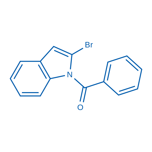 (2-Bromo-1H-indol-1-yl)(phenyl)methanone
