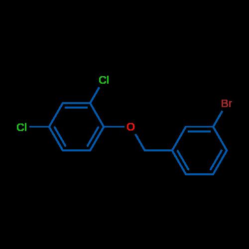 1-((3-Bromobenzyl)oxy)-2,4-dichlorobenzene