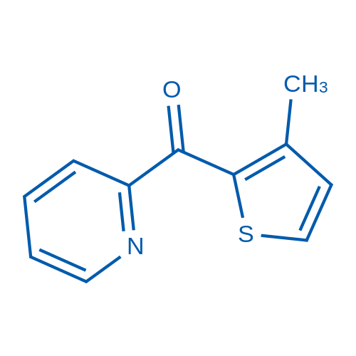 (3-Methylthiophen-2-yl)(pyridin-2-yl)methanone