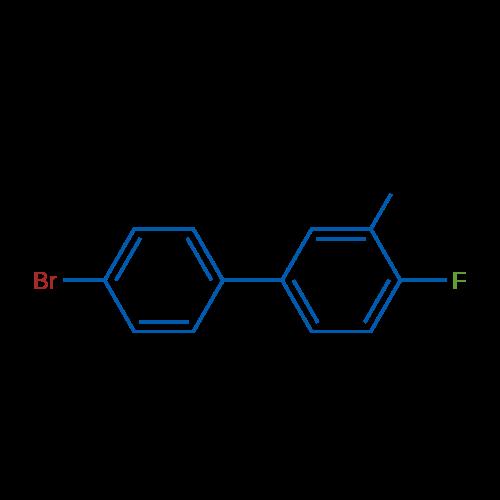 4'-Bromo-4-fluoro-3-methyl-1,1'-biphenyl