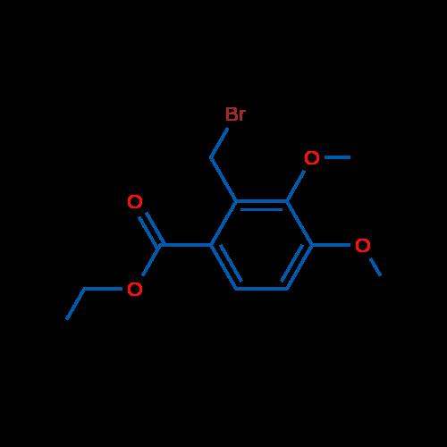Ethyl 2-(bromomethyl)-3,4-dimethoxybenzoate