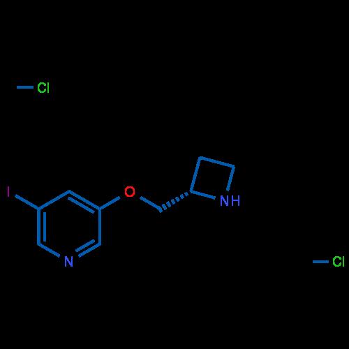 (S)-3-(Azetidin-2-ylmethoxy)-5-iodopyridine dihydrochloride