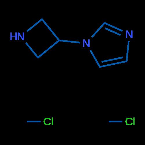 1-(Azetidin-3-yl)-1H-imidazole dihydrochloride
