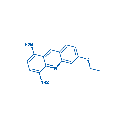 6-Ethoxyacridine-1,4-diamine