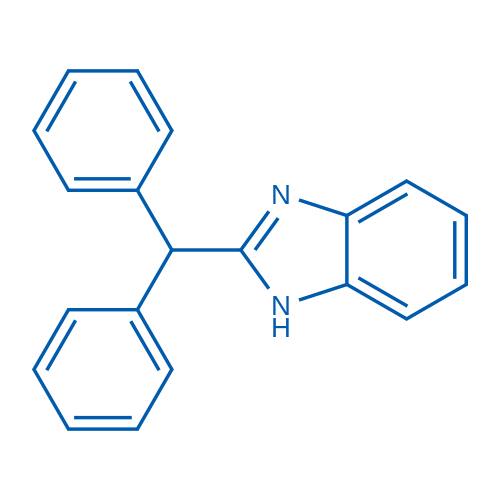 2-Benzhydryl-1H-benzo[d]imidazole